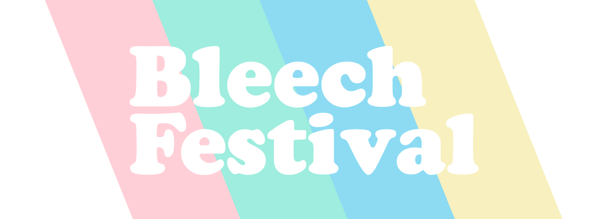 Logo Bleech Festival